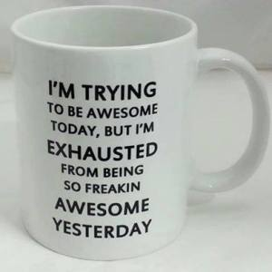 Awesome Mug Image